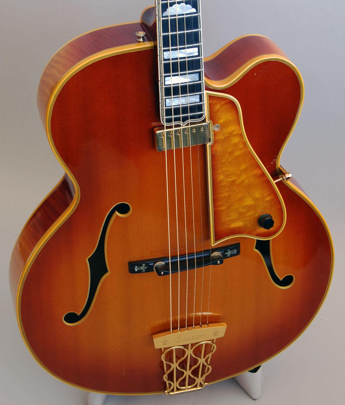 gibson citation guitar for sale. Black Bedroom Furniture Sets. Home Design Ideas
